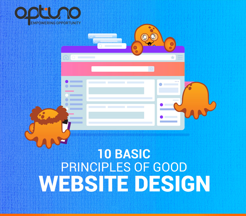 10 Basic Principles of Good Website Design