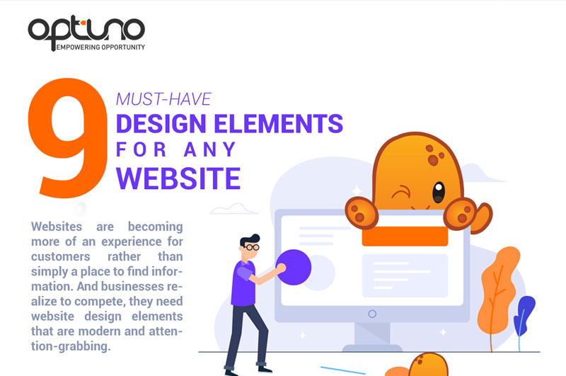9 Must-Have Design Elements for Any Website