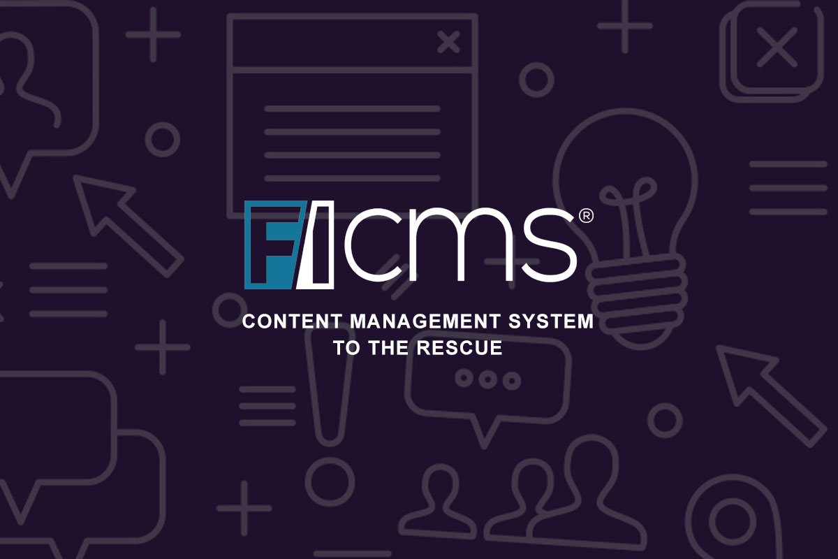 5 Ways to Tame Your Website Content Using FICMS