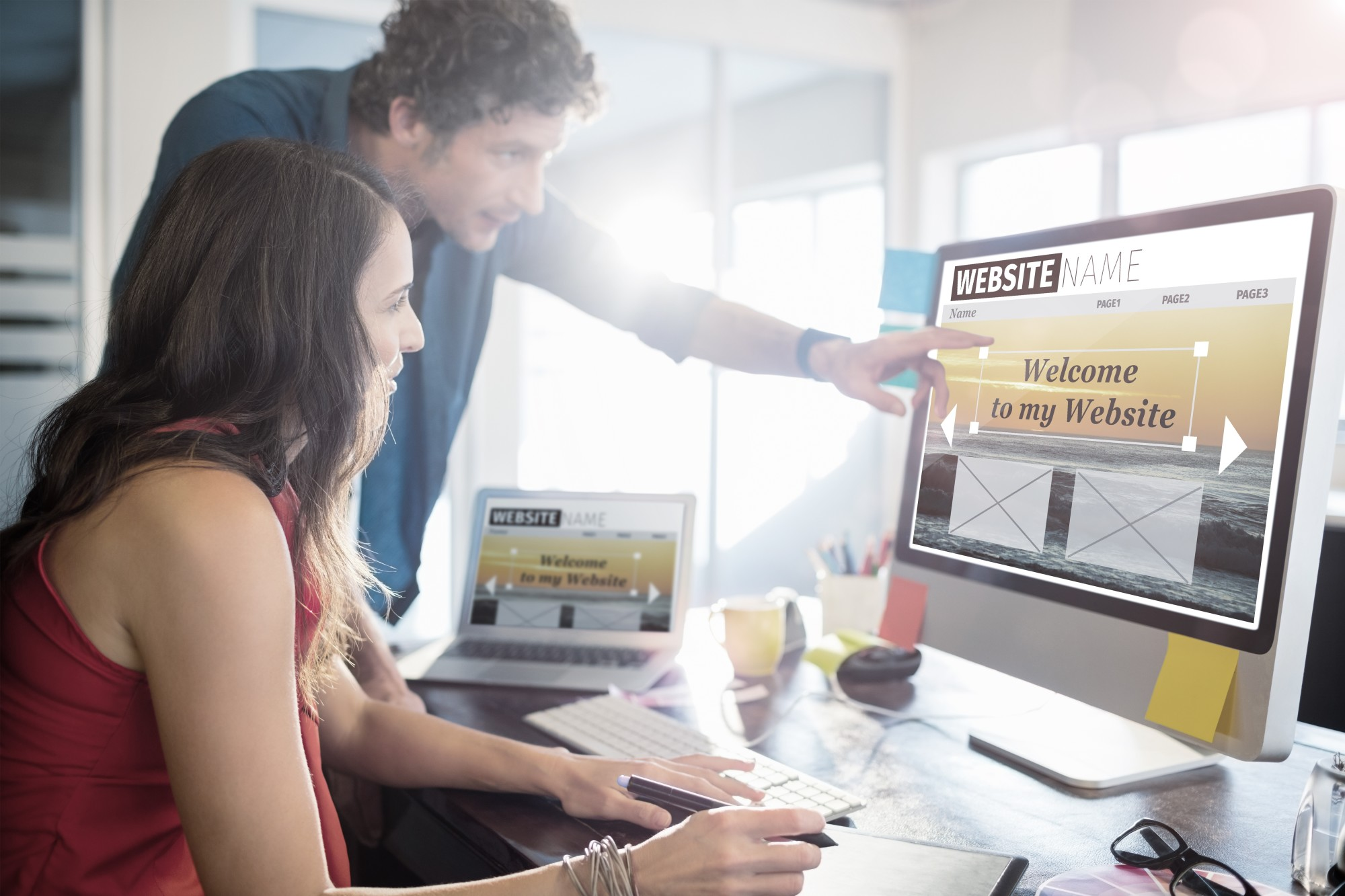 7 Ways a Custom Website Design Can Improve your Small Business