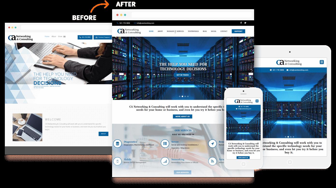 Full-Service, 100% Custom Website Design   Optuno