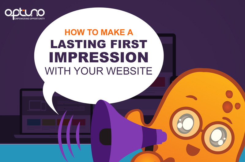 How to Make a Lasting First Impression With Your Website