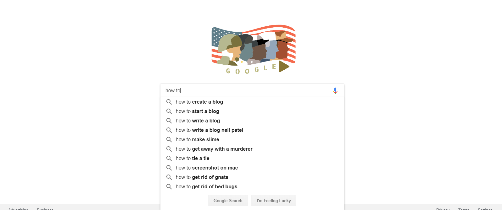 How-to on Google
