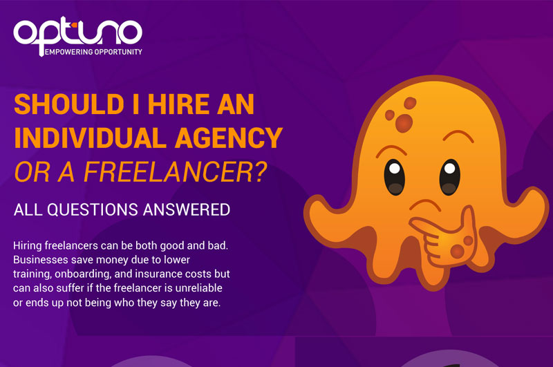 Should I Hire an Individual Agency or a Freelancer? All Questions Answered