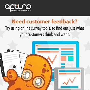 consider online surveys