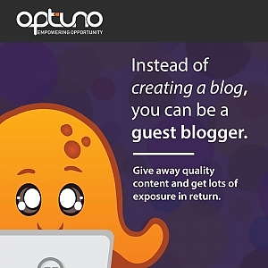 become guest blogger