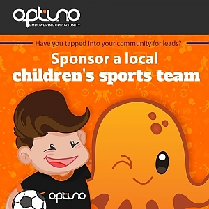 sponsor children's sports