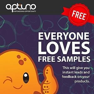 offer samples