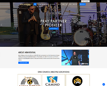 ARM Revival Ministries