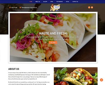 Carte Blanche Gourmet Tacos