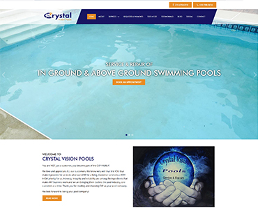 Crystal Vision Pools