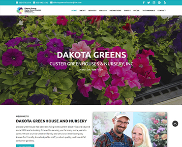 Dakota Greens Greenhouse & Nursery