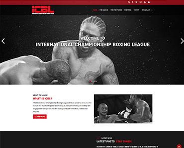 International Championship Boxing Leage