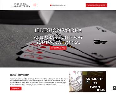 Illusion Vodka
