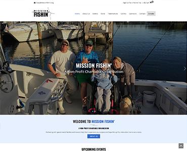 Mission Fishin'