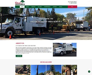 Oscar's Expert Tree Service