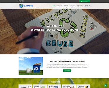U-Waste Recycling Solutions