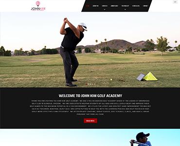 John Kim Golf Academy