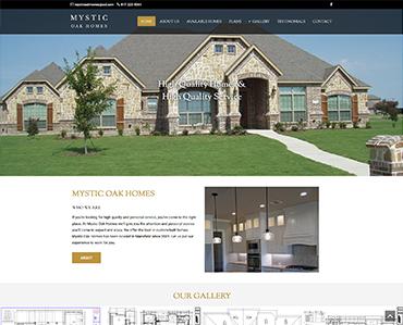 Mystic Oak Homes