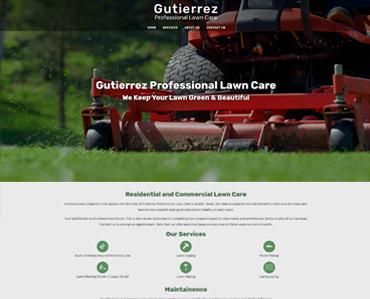 Gutierrez Professional Lawn Care