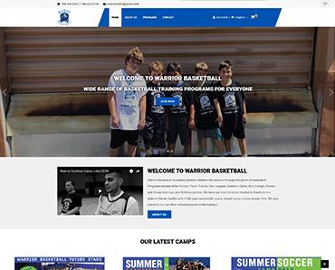 Warrior Basketball Academy