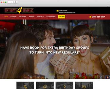 Birthday 4 Business