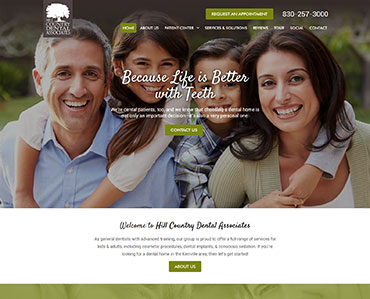 Hill Country Dental Associates