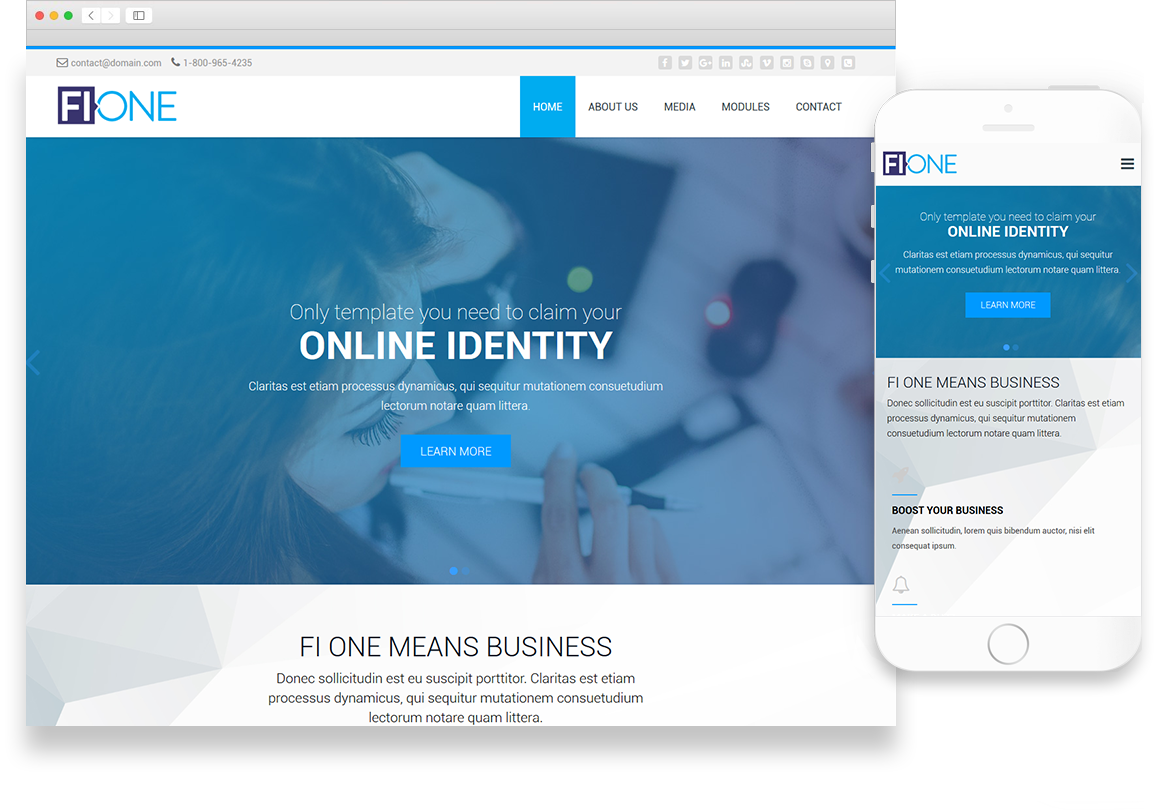 One Web Design