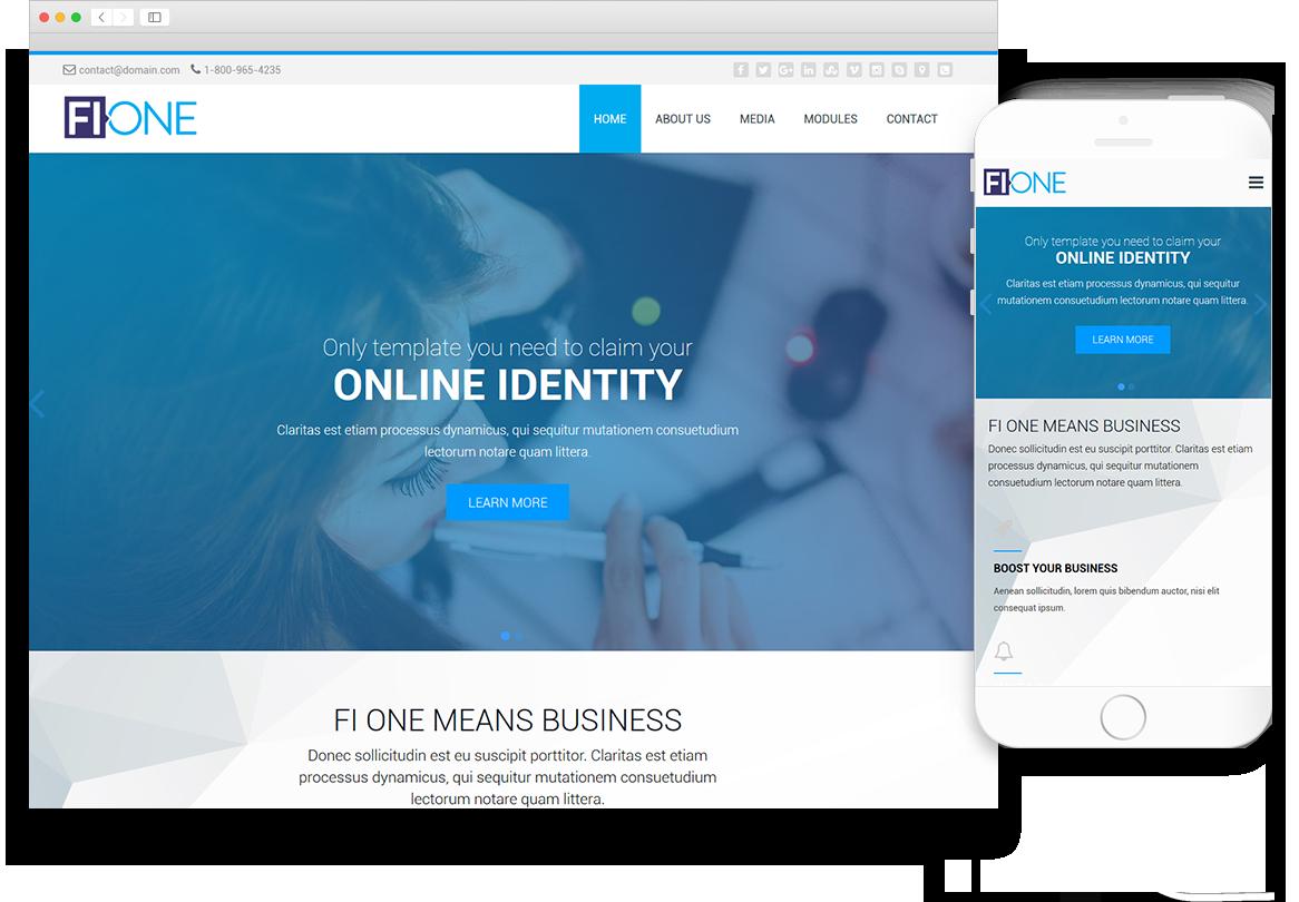One Web Design